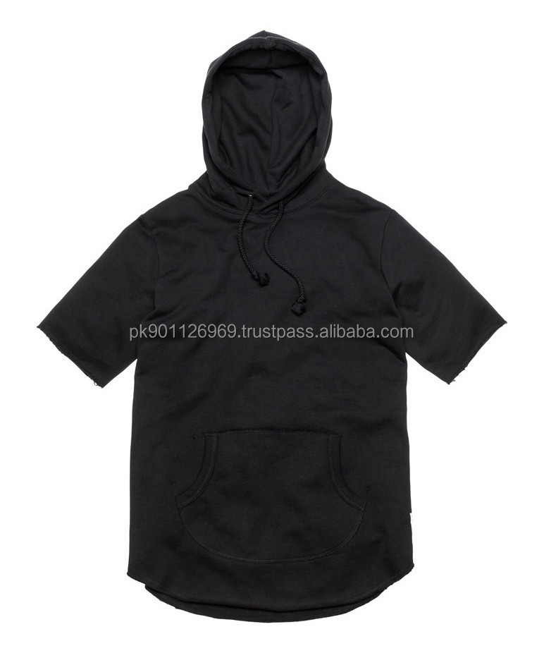 Mens Short Sleeve Hoodie, Mens Short Sleeve Hoodie Suppliers and ...