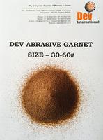 Garnet 30-60 for Sand Blasting