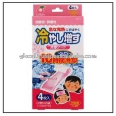 Japan Wet Cotton wet wipe Two-fold, 2 sheets (20 packs) Wholesale
