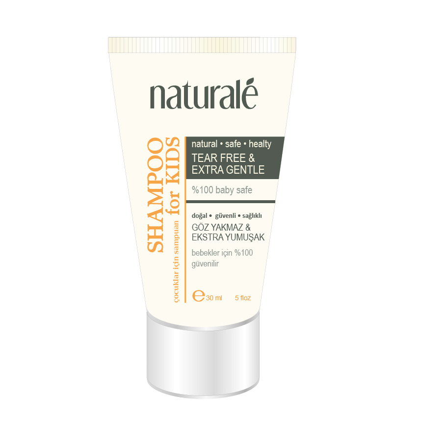 Naturale Tear Free Baby and Kids Shampoo
