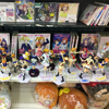 Japanese collectible second hand anime figure NARUTO and other characters available