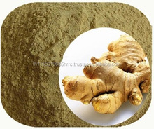 Dehydrated organic ginger