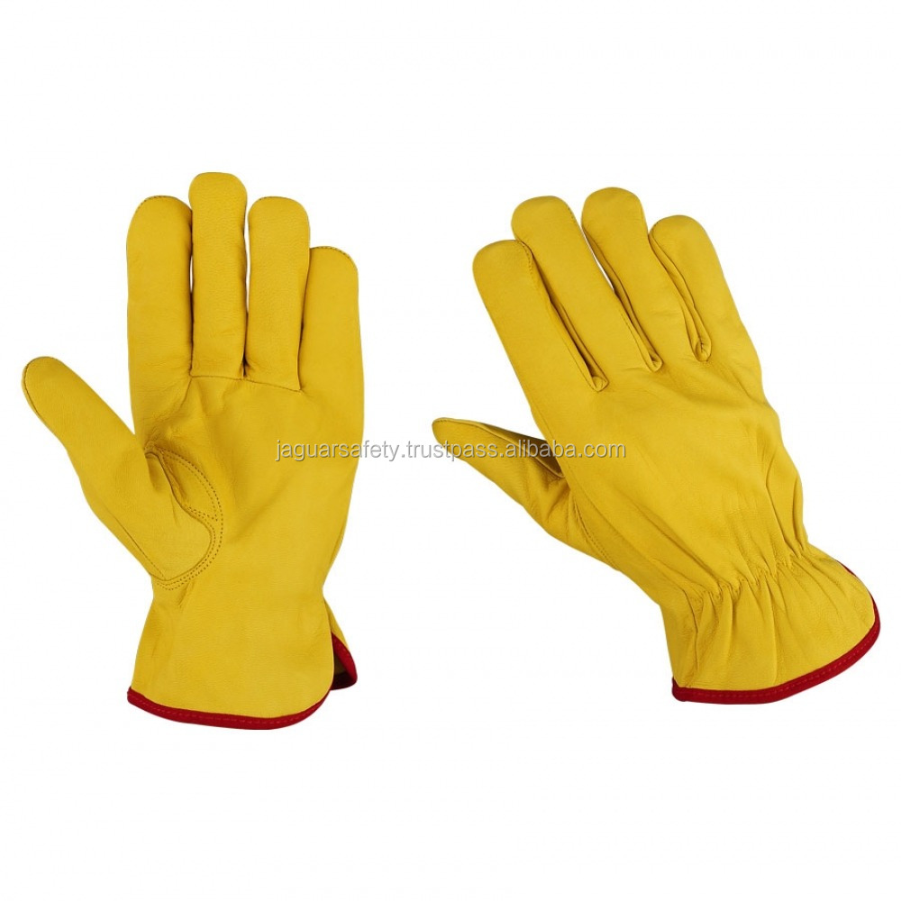 Yellow leather driving gloves - Yellow Leather Driving Gloves Yellow Leather Driving Gloves Suppliers And Manufacturers At Alibaba Com