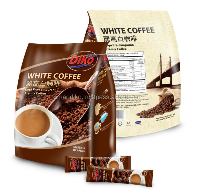 Made In Malaysia White Coffee
