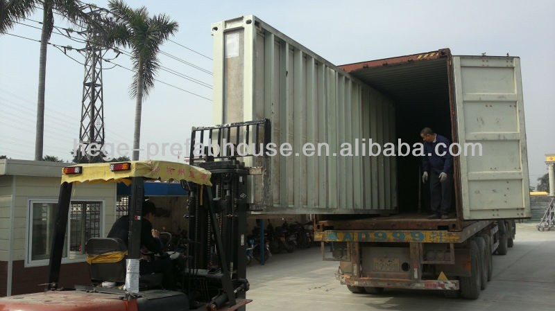 20ft mobile Container Toilet