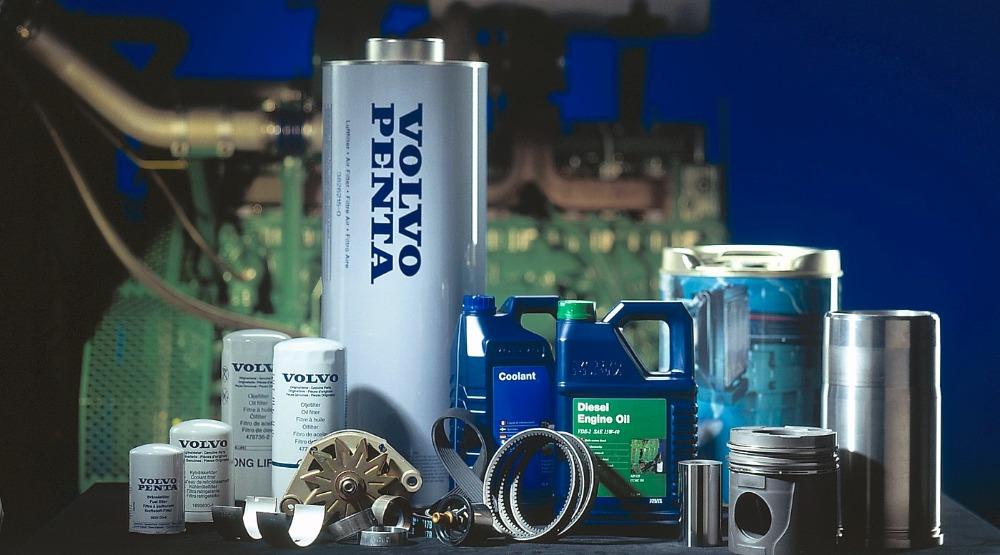 Volvo Penta Diesel Engine Parts