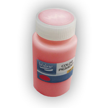 Pigment Ruby Color 125 ml for stained glass machine