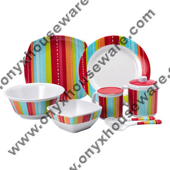 Grandia Dinnerware Set - High Quality 100% Food Grade ONYX Melamine Dinnerware/ Tableware  sc 1 st  Alibaba & Grandia Dinnerware Set - High Quality100% Food Grade Onyx Melamine ...