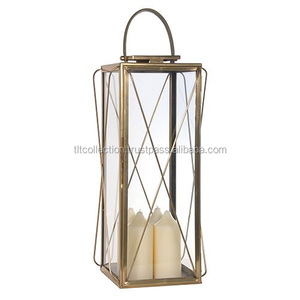 Lantern Moroccan Theme Party Indian Wedding Decor Metal Candle Holder