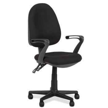 Middle Back Ergonomic Desk Computer Office Fabric Swivel Working Chair With Pp Base And Tilt Tension Carmen 6079 5 Colors Buy Office Chair Computer