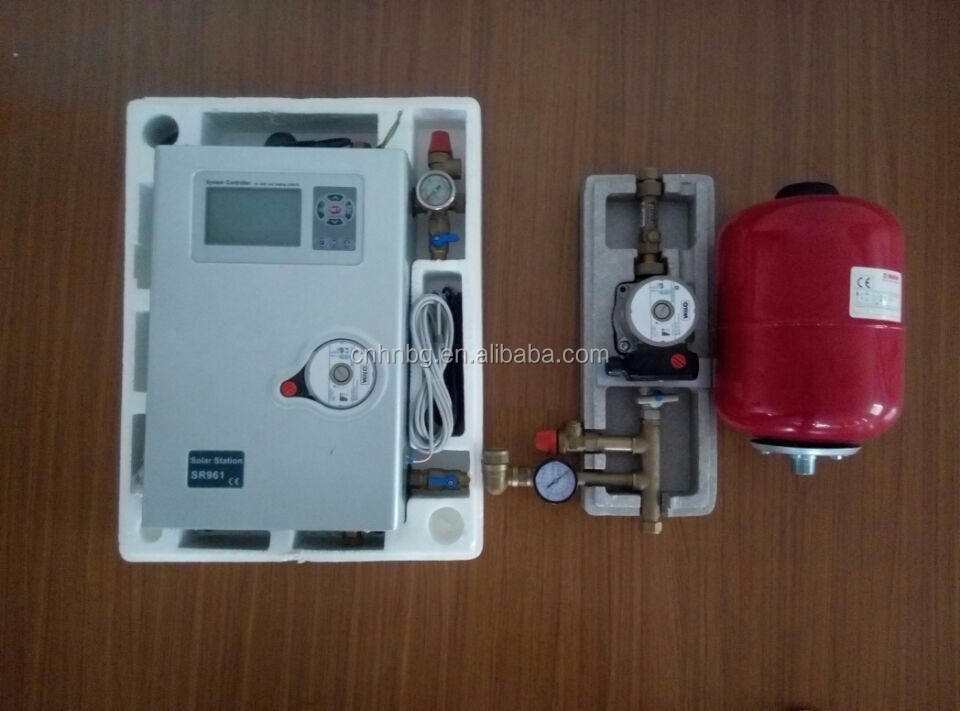 2016 Zhe Jiang Spilt Pressure System Solar Air Conditioner