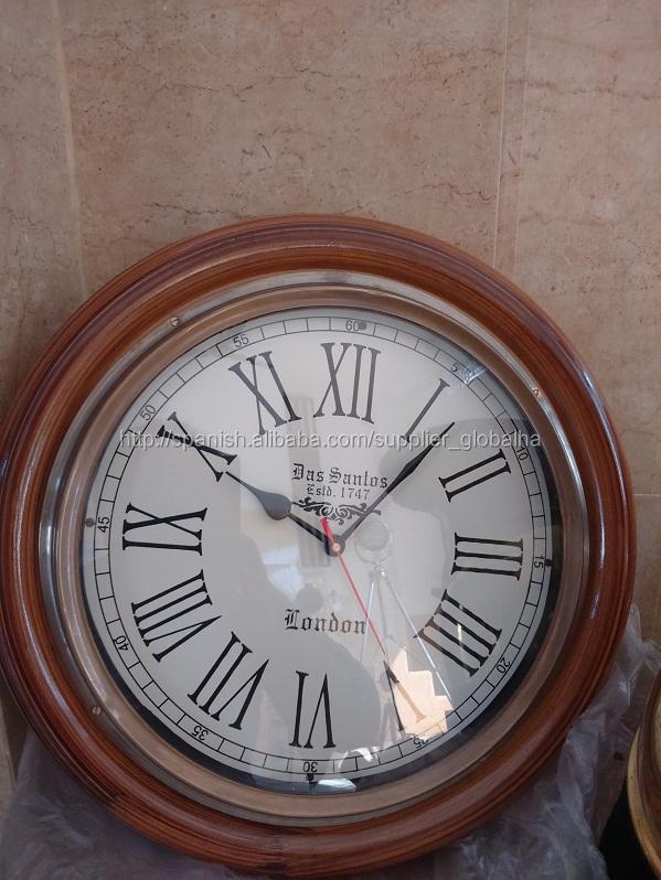 Relojes n uticos de pared relojes de pared relojes antiguos de decoraci n del hogar relojes - Relojes de decoracion ...