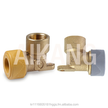 Plastic Pipe Fitting / PB Fitting / BRASS ELBOW
