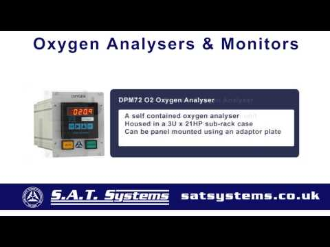 Oxygen Analysers - O2 Analyzer - Oxygen Analyzer