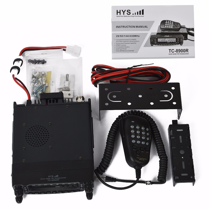Ctcss Dcs Sdr Multiband Hf Vhf Uhf Amateur Mobile Radio Transceiver - Buy  Sdr Transceiver,Amateur Transceiver,Handheld Hf Ssb Transceiver Mobile