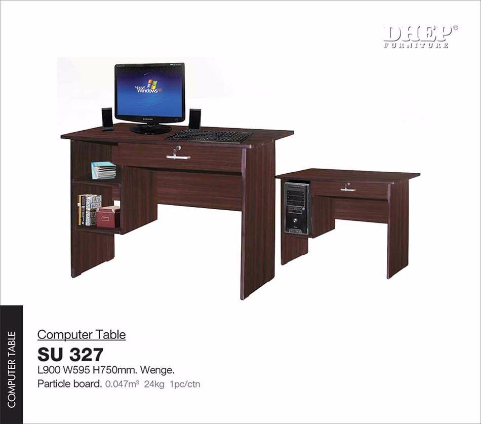 hartleys desk mdf shelf monitor oak tv computer riser pc stand screen wood sentinel itm platform