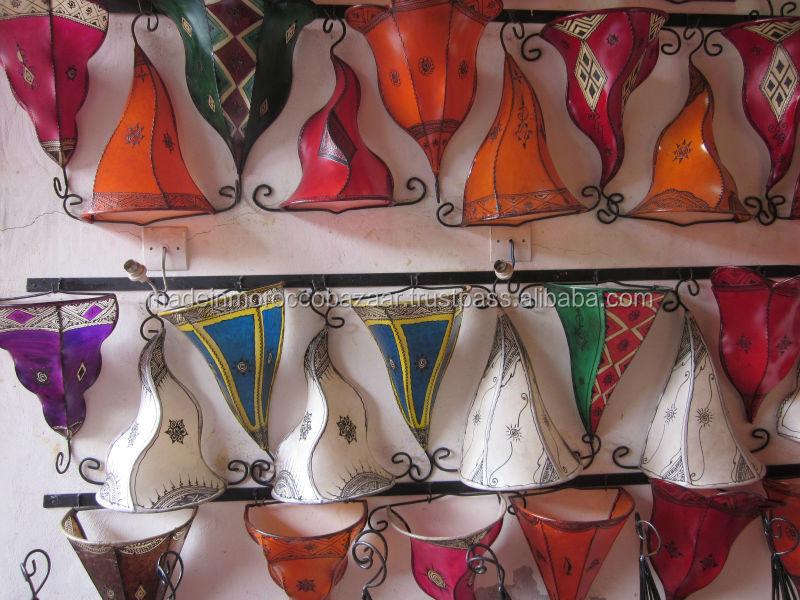 Authentic Moroccan Handicraft Painted Henna Floor Lamps Buy Unique Floor Lamps Decorative