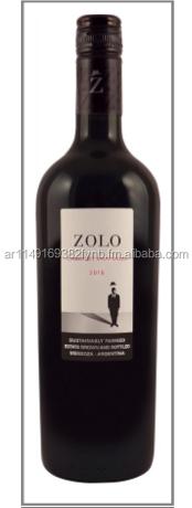 Zolo Classic (Cabernet 100%- Bonarda 100%)Wines from Argentina, South Amercia