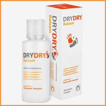 hair care product - DRY DRY Balsam