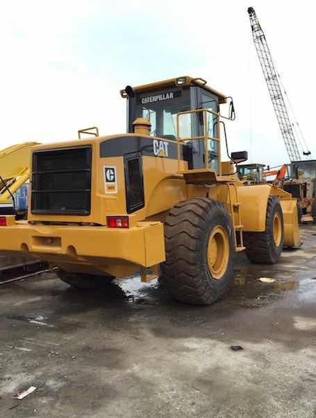 ใช้ล้อ Loader CAT 966 H/Caterpillar 966/950G/962 H/950E/966G /ใช้ Pay Loader, 0086 1502651876