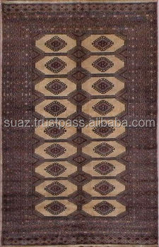 Hand Tufted 100 Pakistani Carved Wool Carpets Competitive Price Red