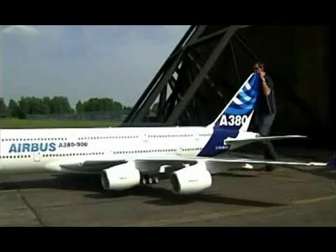 Huge Plane Extreme - Airbus A380 Radio Control