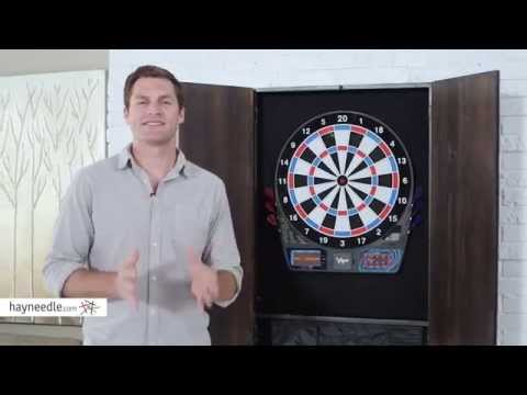 Viper 777 Electronic Dart Board - Product Review Video