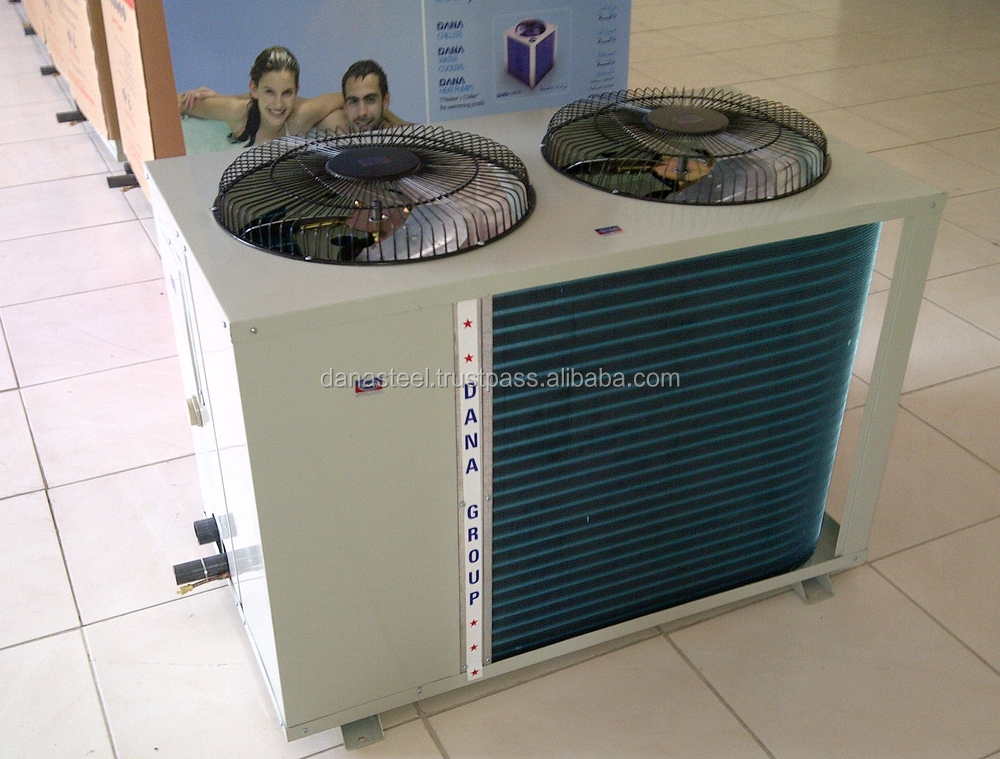 Swimming Pool Water Heater Heat Pump Cum Chiller For Sale