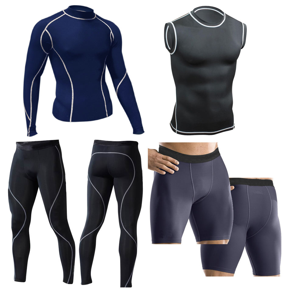 Custom Running Sports compression wear / shirt