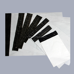 Self sealing poly mailer ecommerce plastic shipping bags