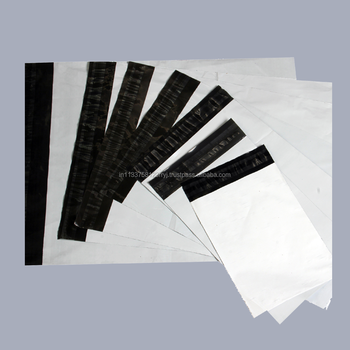 Self Sealing Poly Mailer Ecommerce Plastic Shipping Bags Bag Custom Printed Product On