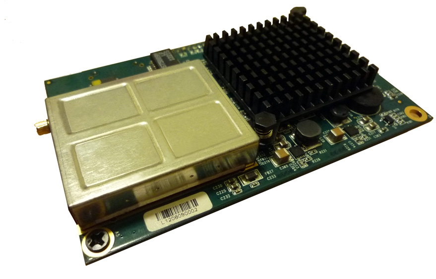 DOCSIS 3.0 Embedded Cable Modem Module