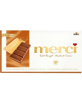 Merci 112G turrón chocolate