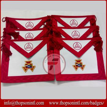 Masonic High Priest Apron - Royal Arch High Priest Apron - Buy Blue Lodge  Master Apron,Master Mason Apron,Master Mason Apron Blue Lodge Product on