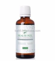 Salicylic-glycolic skin peel, pH2.0