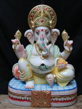 White Marble Ganesh Statues Buy White Marble Statue Of Hindu