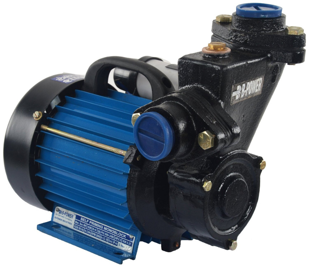 B-Power Self Priming Pump 0.5HP