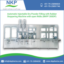 High Strength/ Durable Finish Automatic Durable Finish Powder Filling Machine at Factory Price