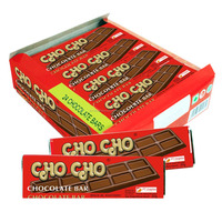 Cho Cho Milk Chocolate Bar