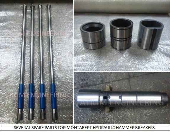 Piston For Npk Hydraulic Breaker Npk Gh2 Hydraulic Hammer