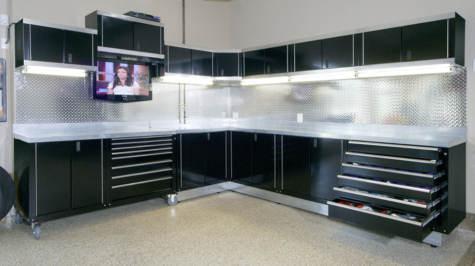 garage workshop cabinets - 96 inch garage cabinets diy - buy