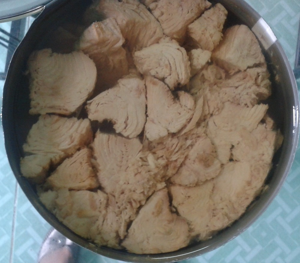 Canned Light Meat Tuna Chunk In Vegetable Oil