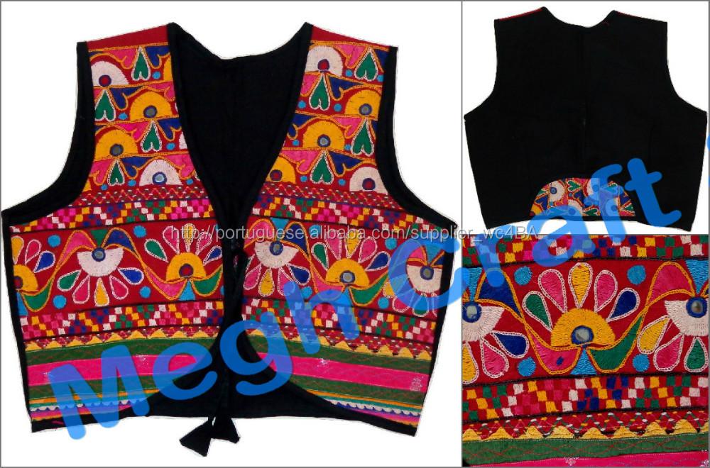 8b26a7449 mão indiano atacado bordado colete-indiano tradicional casaco-colete-verão  desgaste colete