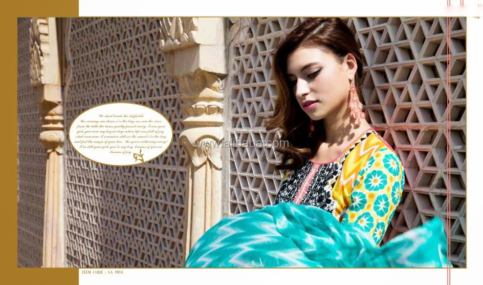 Indian Bollywood Designer Pakistani Wedding Pure Cotton Salwar ...