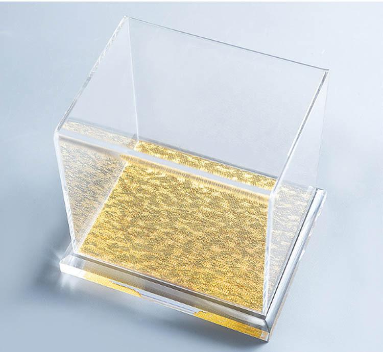 Acrylic Boxes Small : Small acrylic boxes large box donation