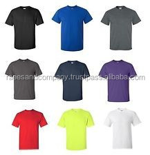 Pakistan import plain v neck wholesale blank t shirts/ Best sell large gym t shirt/ Printing t shirts