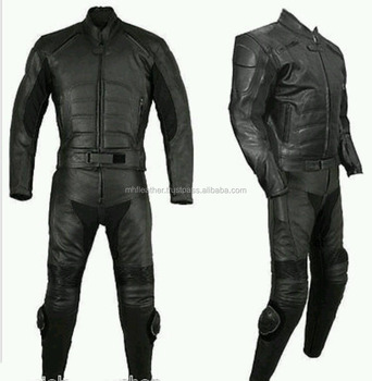 Chaqueta de piel hombre motocicleta