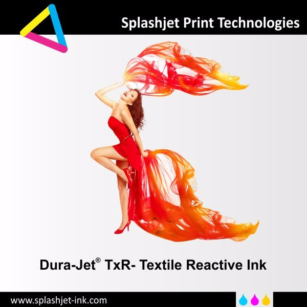 Textile Reactive Ink for Cotton - DX5 Printhead