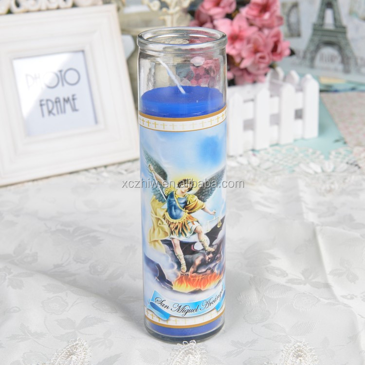 factory directly sell 100 paraffin wax glass religious candle buy pure paraffin wax candle. Black Bedroom Furniture Sets. Home Design Ideas