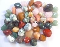 Mix Gem Stone -Wholesale Supplier of Gemstone Tumbled Stones